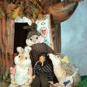 Barnteater: Teatteri Hevosenkenkä: Kani Untuvakerä