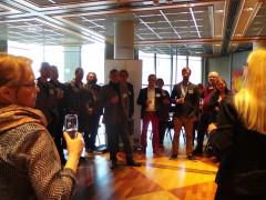 Sverige & Finlands teaterchefer möttes i Umeå